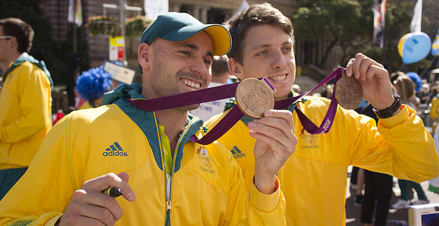 Why Does Australia Play In Green & Gold