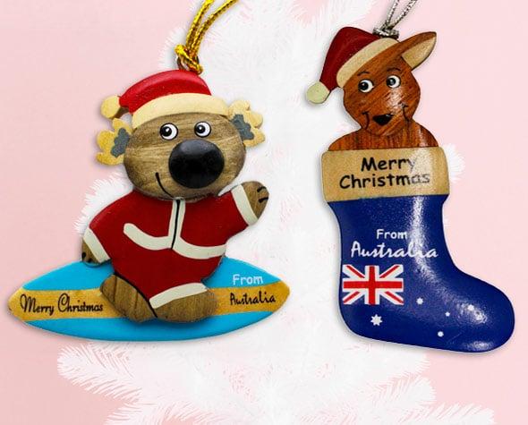 Australian Christmas Decorations